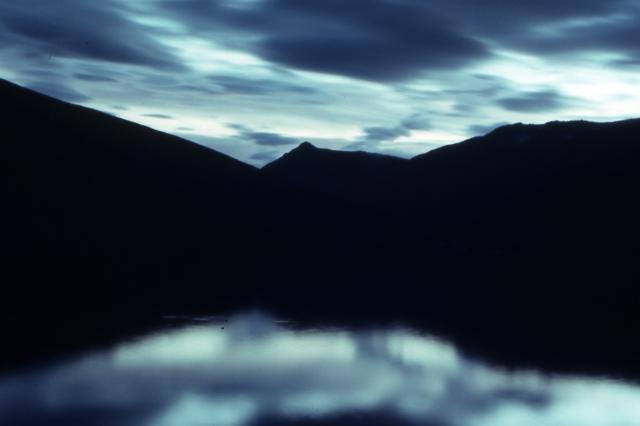Baffin Island Night Shot